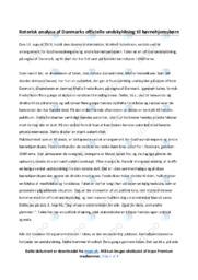 Danmarks officielle undskyldning til børnehjemsbørn | Analyse