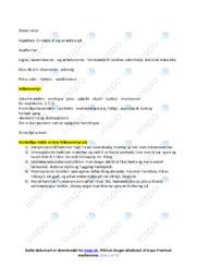 Stort Dokument   Noter Dansk