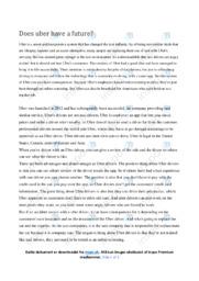 Uber   Essay   10 i karakter