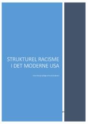 Strukturel racisme I det moderne usa   Noter
