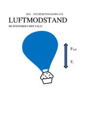 Luftmodstand | Muffinform | SRO
