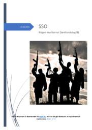 Krigen mod terror | SSO | 10 i karakter