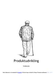 Produktudvikling | Teknologi | 10 i karakter