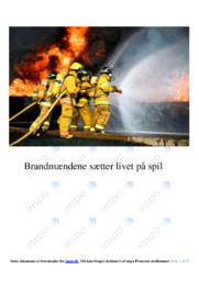 Brandmændene sætter livet på spil | Teknologi