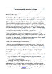 Nordex Holding AS | Virksomhedsanalyse