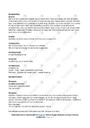 Havfruens Sang | Noter Analyse