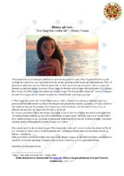 Hvor langt min verden når | Analyse | Disney Vaiana
