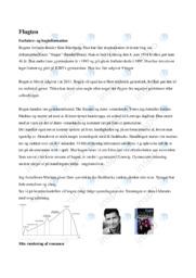 Flugten   Analyse   Kim Blæsbjerg   12 i Karakter