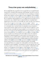 Pumped Up Kicks | Analyse | Foster the People | 12 i Karakter