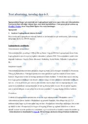 Lagkagehuset | Afsætning | 10 i Karakter