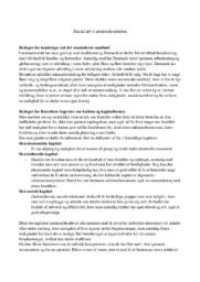 Social arv i senmoderniteten | Innovation