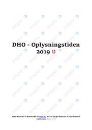 Oplysningstiden   DHO   10 i Karakter
