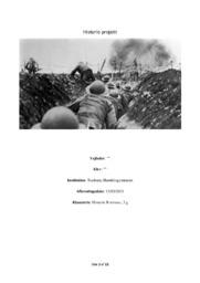 Versaillestraktaten i 1919 | Historie | 10 i Karakter