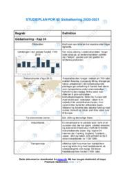 Studieplan For IØ | Noter IØ