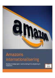 Amazons internationalisering | SOP | 12 i Karakter