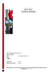 Coop AS   Afsætning   10 i karakter