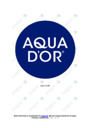 Aqua d'or   Afsætning   10 i karakter