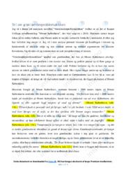 Grønlænderproblematikken | Analyse | Kaspar Colling