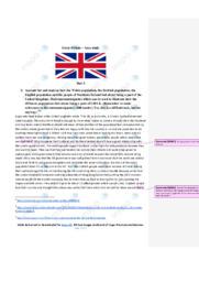Great Britain | Area study