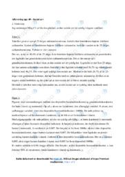 Social arv   Samfundsfagsopgave   10 i karakter