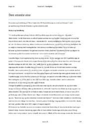 Om at møde den 100 % perfekte pige en smuk aprilmorgen – Haruki Murakami | Analyse & fortolkning