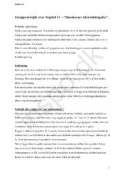 Danskernes idrætsdeltagelse | B for Bedre Idræt – Kapitel 11