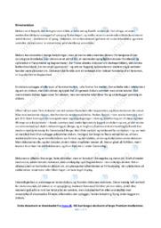 Diskursanalyse | Noter Analyse