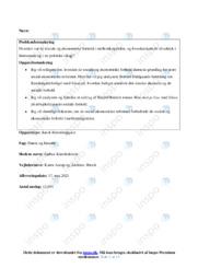 Økonomiske forhold i mellemkrigstiden | DHO | 10 i Karakter