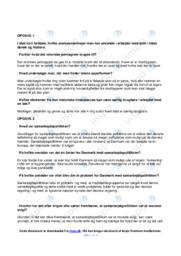 Opgave 1-4   DHO   10 i Karakter