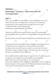 Convenienceprodukter | Afsætning Case | 10 i Karakter