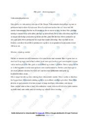 Oles gård | Afsætning Case | 10 i Karakter