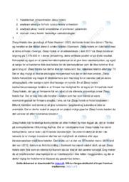 Zleep Hotels   Afsætning Case  10 i Karakter