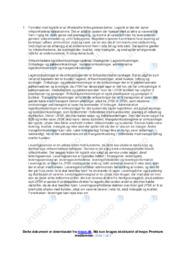 Logistik | Virksomhedsøkonomi | 10 i Karakter