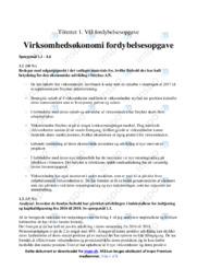 Stryhns AS | Virksomhedsøkonomi | 12 i Karakter