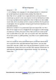 Micro Matic AS   Noter Virksomhedsøkonomi