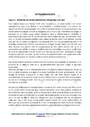 Optikerbranche | Afsætning Case | 12 i Karakter