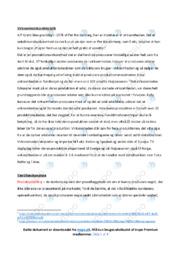 A.P Grønt   Noter Afsætning Case