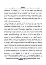 Abort | Dansk Essay | 10 i Karakter