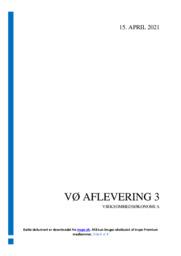 Andersen & Martini AS | Virksomhedsøkonomi | 10 i Karakter