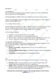 Kapitel 22 | Noter Virksomhedsøkonomi