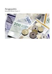 Pengepolitik   International økonomi