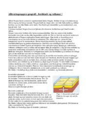 Naturgeografi: Jordskælv og vulkaner