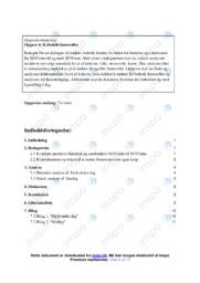 Udviklingen i kvinden | DHO | 10 i Karakter