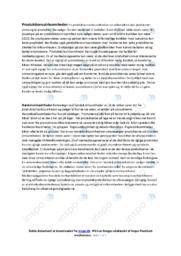 Produktionsvirksomheder | Noter Erhvervsøkonomi