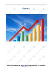 Statistik   Matematik   10 i Karakter