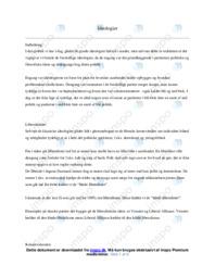 Ideologier | Samfundsfag | 10 i Karakter