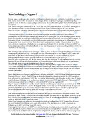 Den danske økonomi | Samfundsfag | 10 i Karakter