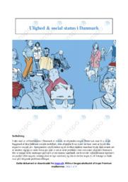 Ulighed & social status | Samfundsfag | 10 i Karakter