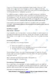 Coop | Virksomhedensøkonomi | 10 i Karakter
