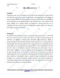 Outsourcing | Virksomhedsanalyse | 12 i karakter